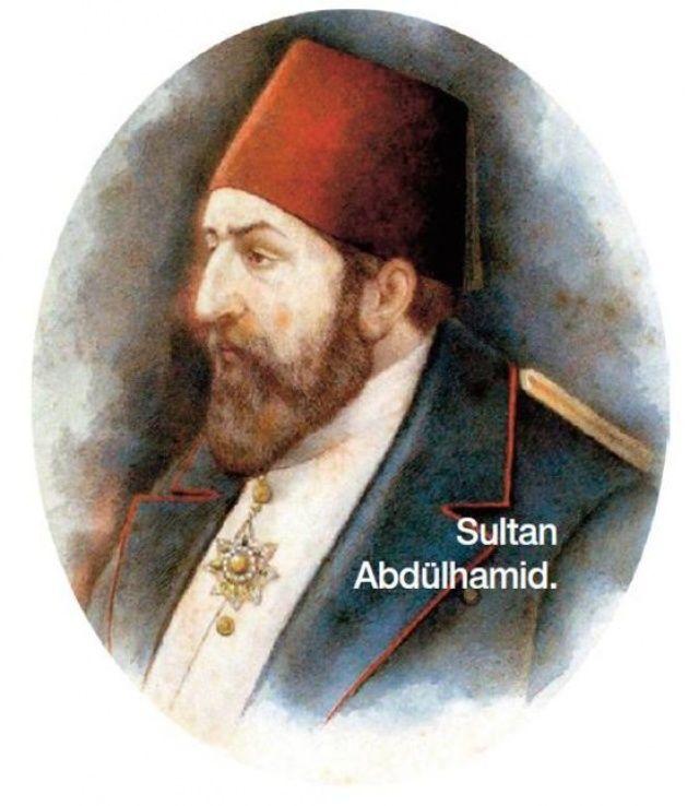 Sultan Abdülhamid'in kara kutusu bulundu