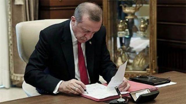 Erdoğan, 8 üniversiteye rektör atadı