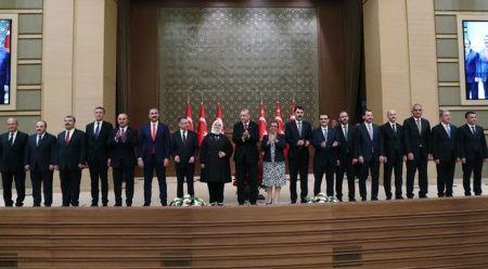 Yeni kabine ve kabinedeki isimlere dair bilgiler | Yeni Kabine Tam Liste