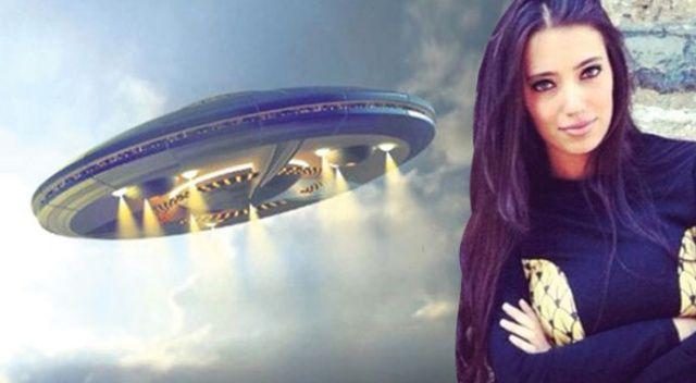 Rachel Araz UFO anısını anlattı