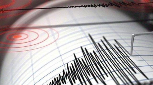 Antalya'da gece yarısı 4.8'lik deprem