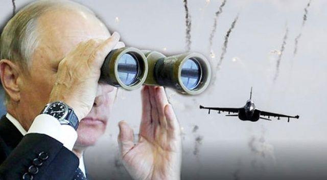Putin start verdi! 300 bin asker, bin uçak, 80 savaş gemisi, binlerce tank...