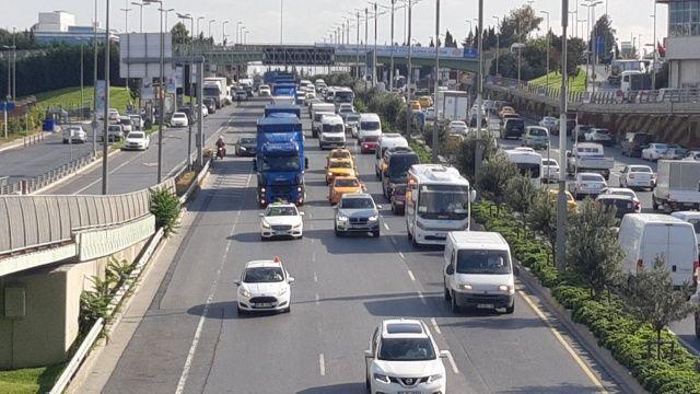 İstanbul'da bugün! TIR'lar yola çıktı, boş dönecekler