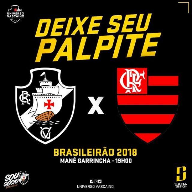 Vasco da Gama - Flamengo Flamengo maçında ilginç olay