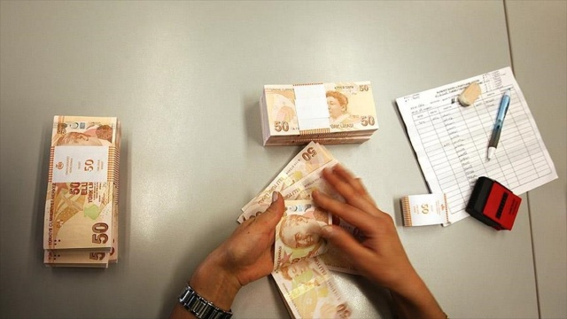 Milyonlarca lira bankada unutuldu!