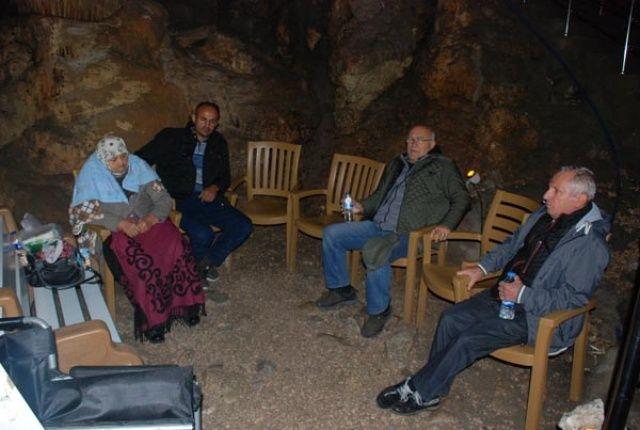 Bu mağara hastalara şifa oluyor
