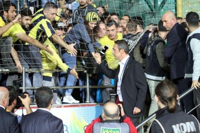 Ali Koç'tan flaş açıklama! 'Volkan Demirel...'