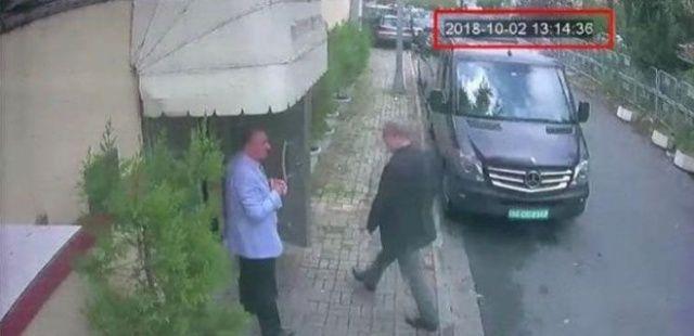 Kayıp gazeteci Cemal Kaşıkçı'nın son görüntüsü ortaya çıktı!