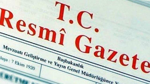 Resmi Gazete'de yayımlandı! Flaş atamalar...