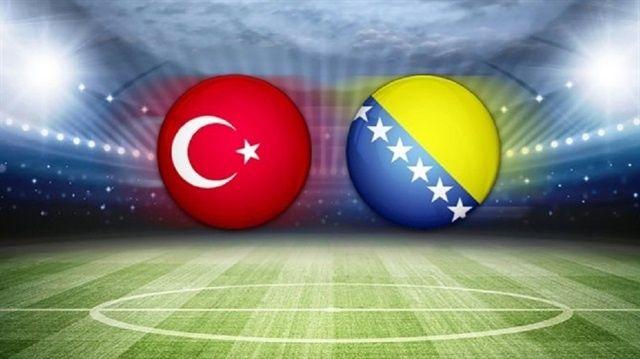 Türkiye Bosna Hersek geniş özeti izle