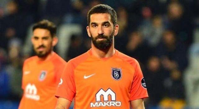 Başakşehir'den Arda Turan'a kötü haber!