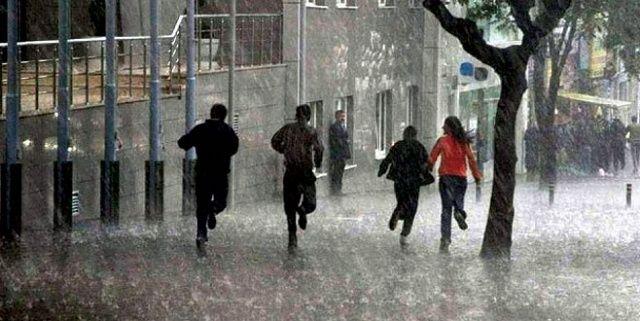 Meteoroloji'den bu illerde yaşayanlara son dakika uyarısı! Gök gürültülü sağanak yağış geliyor (15 Ekim 2018 hava durumu)