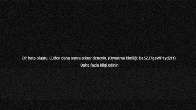 YouTube çöktü mü? YouTube'a neden giriş yapılamıyor? 17 Ekim 2018