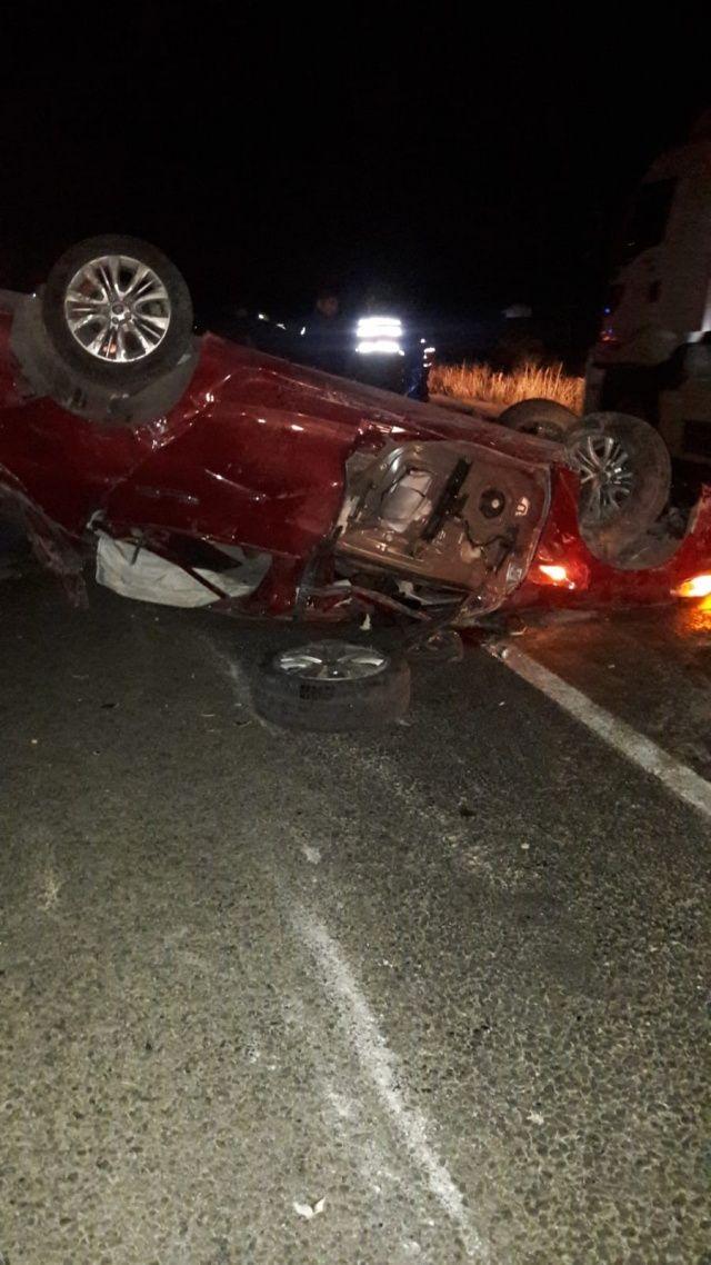 Kayseri'de katliam gibi kaza: 4 ölü