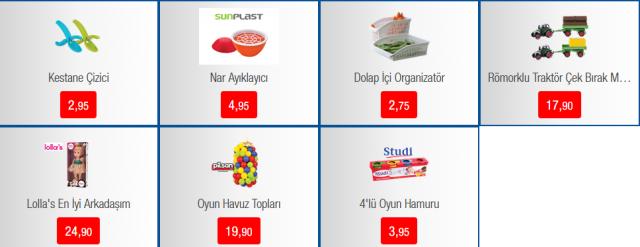 BİM 26 Ekim indirimi aktüel ürünler listesi belli oldu!BİM'de yeni haftanın ucuz ürünleri