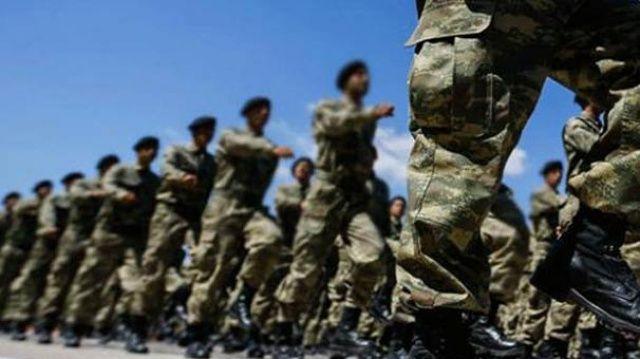 9 ay tek tip askerlik