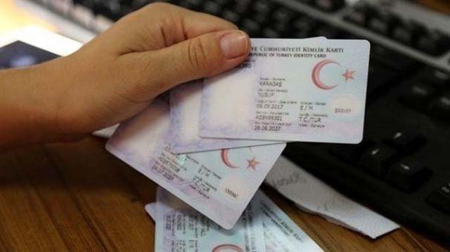 Yeni kimlik kartlarında dikkat çeken detay!
