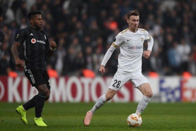 Özet İzle: Genk 1-1 Beşiktaş özeti ve golleri izle | Genk BJK maçı skoru geniş özeti VİDEO
