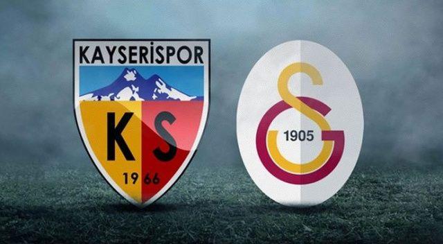 Özet İzle: Kayserispor 0-3 Galatasaray Özeti ve Golleri izle | Kayseri, GS maçı skoru geniş özeti VİDEO