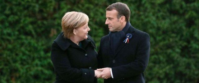 Merkel'den 'Avrupa ordusu'na yeşil ışık!
