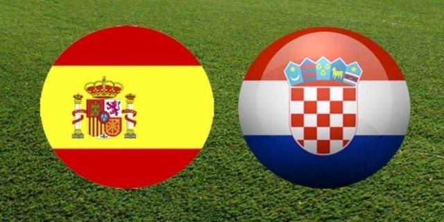 Özet İzle: Hırvatistan 3-2 İspanya özeti ve golleri izle | Hırvatistan, İspanya maçı kaç kaç bitti?