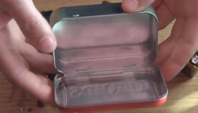 Rus öğrenci teneke kutuyu bambaşka bir şeye dönüştürdü!