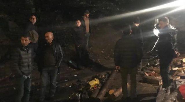 Zonguldak'ta özel maden ocağında patlama
