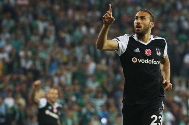 Cenk Tosun'dan Beşiktaş açıklaması