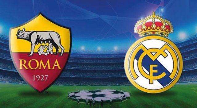 Özet İzle: Roma 0-2 Real Madrid özeti ve golleri izle | ROMA, MADRİD MAÇI skoru geniş özeti VİDEO