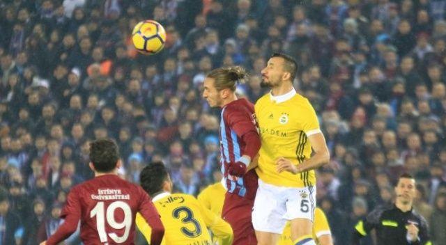 Trabzonspor 2-1 Fenerbahçe maçı özeti ve golleri izle | TS FB maçı geniş özeti VİDEO