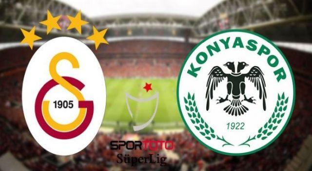 Özet İzle: Galatasaray 1-1 Konyaspor özeti ve golleri izle | GS Konyaspor maçı geniş özeti VİDEO