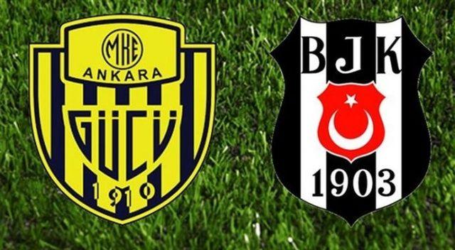 Özet İzle: Ankaragücü 1-4 Beşiktaş özeti ve golleri izle | Ankaragücü, BJK maçı skoru geniş özeti VİDEO