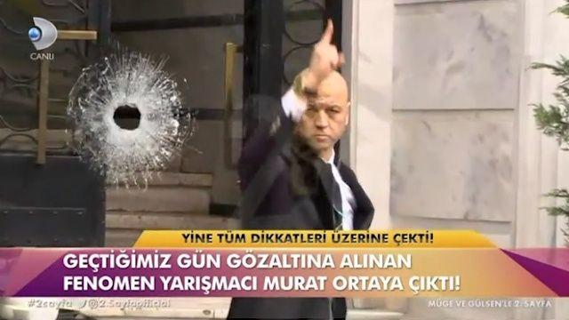 MasterChef Murat canlı yayında kolunu ve parmaklarını kesti!