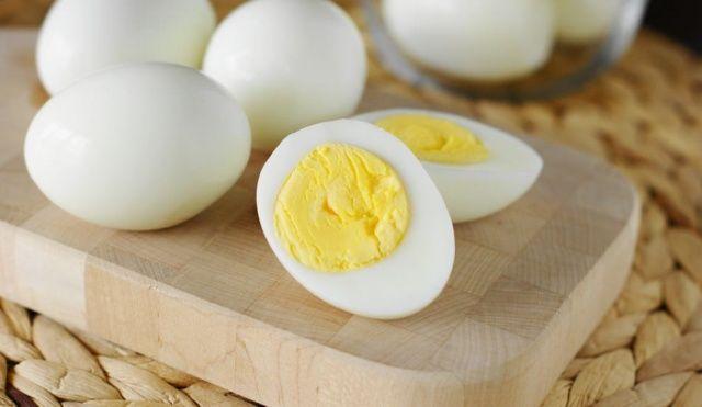 Günde 1 yumurta bile yetiyor