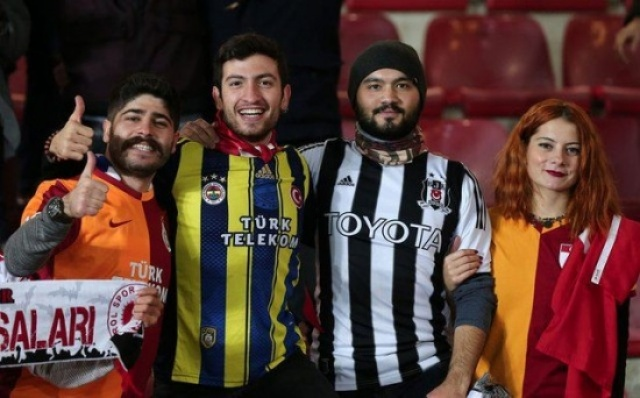 Türkiye'de hangi il hangi takımı tutuyor! Çok şaşıracaksınız
