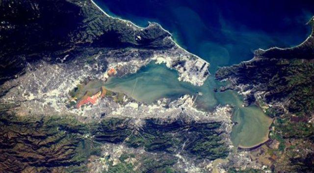 Uzaydan Dünya'ya gönderilen müthiş NASA görüntüleri