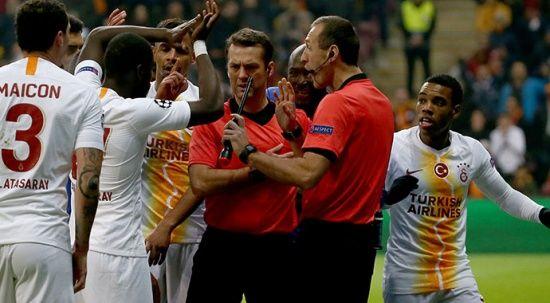 Galatasaray Porto maçının fotoğrafları (11 Aralık 2018)