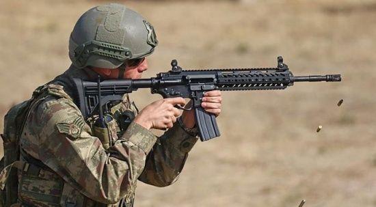 TSK'nın göz bebeği MPT-55 (İşte Türkiye'nin yeni nesil yerli silahları)
