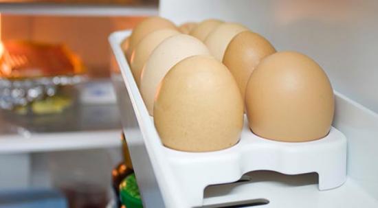 Yumurtayı buzdolabı kapağına koyanlar dikkat!