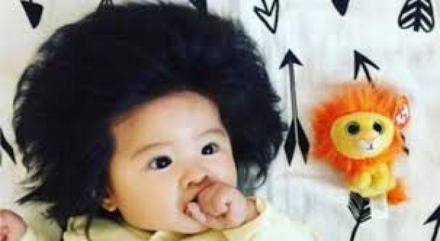 Dünya bu bebeği konuşuyor! Şimdiden milyarder oldu