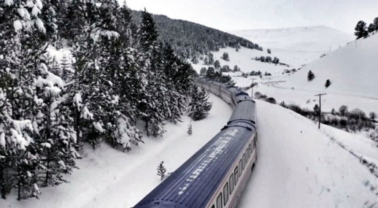 Doğu Ekspresiyle masalsı yolculuk...