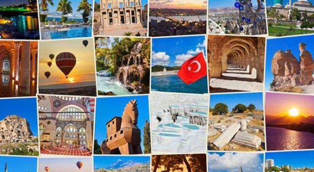 Japonlar açıkladı: Türkiye'nin en cazip 16 noktası