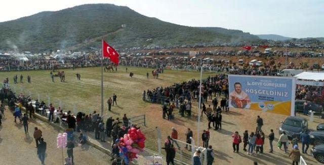 İzmir'de binlerce vatandaş oraya akın etti! Festivale yoğun ilgi