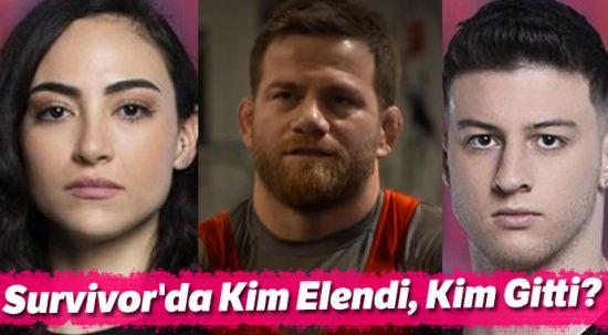 Survivor'da Kim Elendi, KİM Gitti? | Survivor Elenen İsim KİM? (Survivor 2019 ELEME)