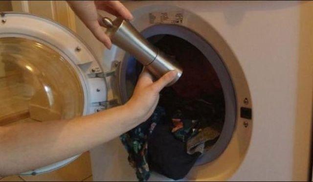 Çamaşır makinenize karabiber dökün! Faydasını öğrenince şoke olacaksınız...