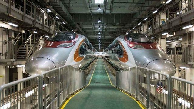 Çin'de metrolarda yeni dönem resmen başladı