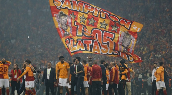 Galatasaray'a dev şampiyonluk geliri!