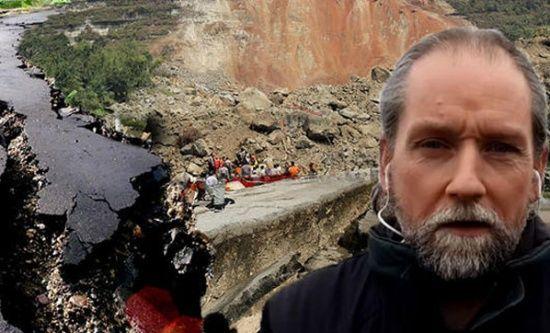 Korkutan uyarı! 8 büyüklüğündeki deprem için tarih verdi
