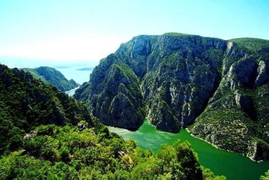 Gören Avrupa sanıyor ama burası Karadeniz'in saklı güzelliği