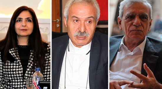 İşte HDP'li Büyükşehir Belediyelerinin görevden alınma nedenleri